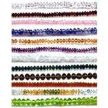 Gemstone Cut Beads