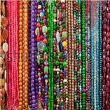 Gemstone Plain Beads