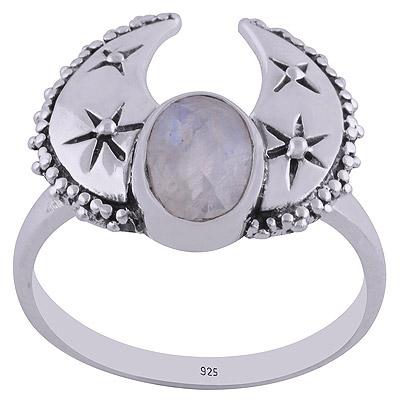 5.2gram Rainbow Silver Rings
