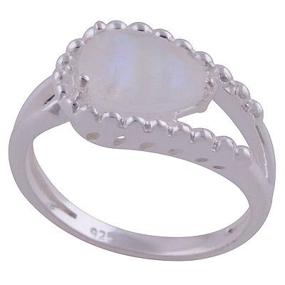 4gram Rainbow Silver Rings