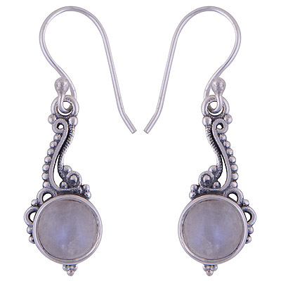 3.7gram Rainbow Silver Earrings