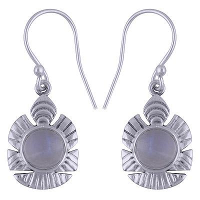 4.4gram Rainbow Silver Earrings