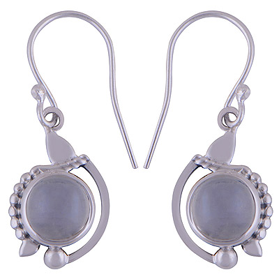 4.6gram Rainbow Silver Earrings