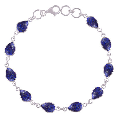 7.5gram Lapis Silver Bracelets