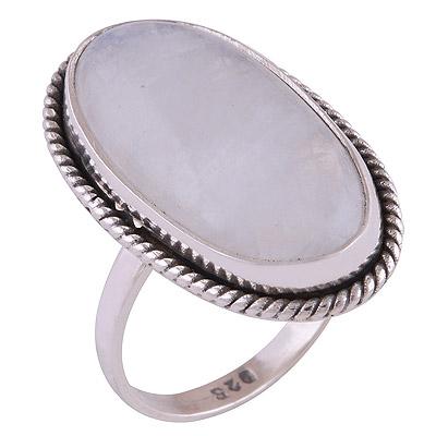 6.5gram Rainbow Silver Rings