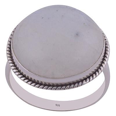 4.3gram Rainbow Silver Rings