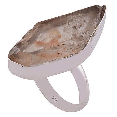 5.4gram Crystal Silver Rings